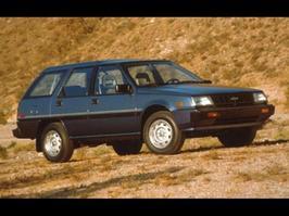 1992 Plymouth Colt Vista SE
