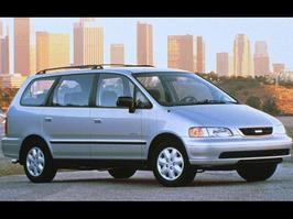 1996 Isuzu Oasis S