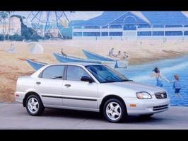 2002 Suzuki Esteem GL