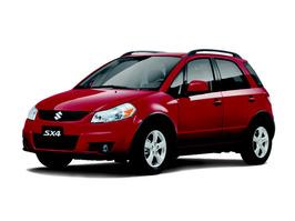 2012 Suzuki SX4 Premium
