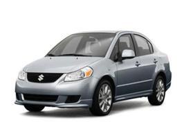 2009 Suzuki SX4 LE
