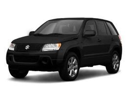 2010 Suzuki Grand Vitara Limited Edition