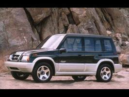1998 Suzuki Sidekick JS