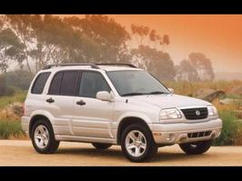 2003 Suzuki Grand Vitara Base