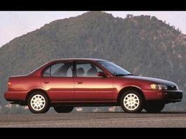 1993 Toyota Corolla DX