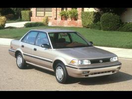 1990 Toyota Corolla DLX