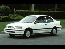 1992 Toyota Tercel STD