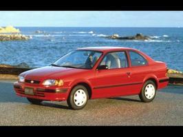 1995 Toyota Tercel DX