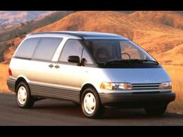 1993 Toyota Previa DX