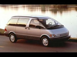 1996 Toyota Previa DX