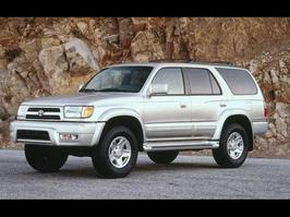 1999 Toyota 4Runner Limited Edition
