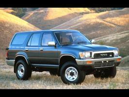 1991 Toyota 4Runner SR5
