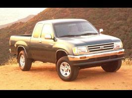 1997 Toyota T100 DX