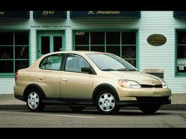 2000 Toyota Echo