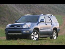 2004 Toyota 4Runner Limited Edition