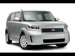 2008 Scion xB Base