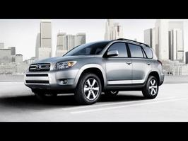2007 Toyota RAV4 Limited Edition