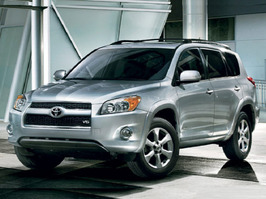 2009 Toyota RAV4 Limited Edition