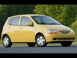 2006 Chevrolet Aveo LS