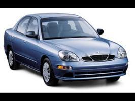 2001 Daewoo Nubira CDX
