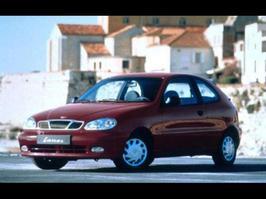1999 Daewoo Lanos SX