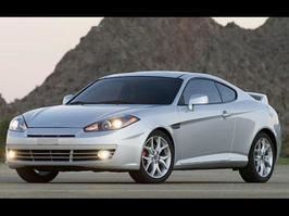 2007 Hyundai Tiburon GT Limited