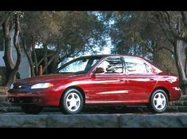 1998 Hyundai Elantra Base
