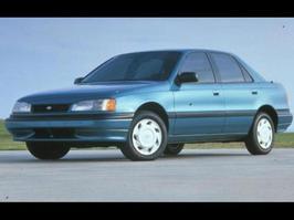 1994 Hyundai Elantra GLS