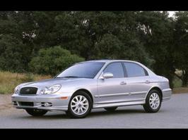 2003 Hyundai Sonata LX