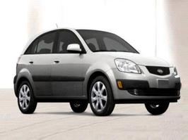 2009 Kia Rio5 SX