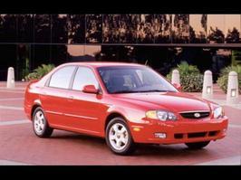 2002 Kia Spectra GS