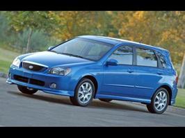 2007 Kia Spectra5 SX