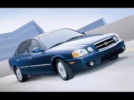 2004 Kia Optima EX