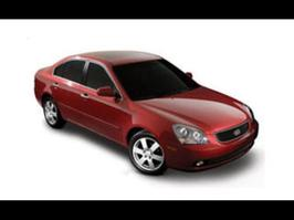 2008 Kia Optima EX