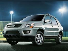 2009 Kia Sportage EX