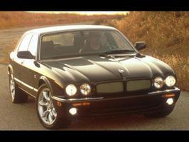 2001 Jaguar XJ XJR