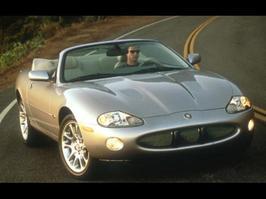 2001 Jaguar XK XKR