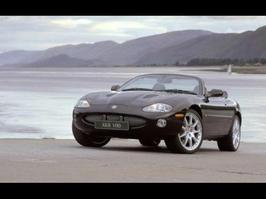 2002 Jaguar XK XKR