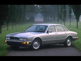 1990 Jaguar XJ Vanden Plas