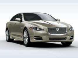 2013 Jaguar XJ Supercharged