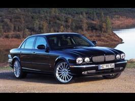 2006 Jaguar XJ XJR