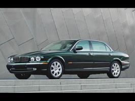 2006 Jaguar XJ XJL