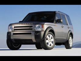 2006 Land Rover LR3