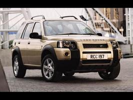 2004 Land Rover Freelander HSE