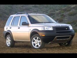 2002 Land Rover Freelander SE