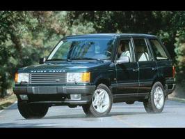 1999 Land Rover Range Rover HSE
