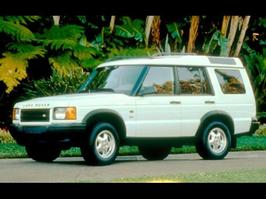 2002 Land Rover Discovery SD