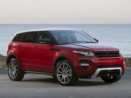 2012 Land Rover Range Rover Evoque Dynamic