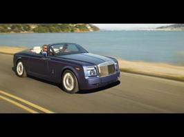 2008 Rolls-Royce Phantom Drophead