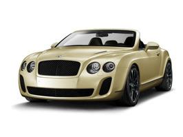 2012 Bentley Continental Supersports
